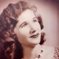 Mrs. Eulene Miller Cantrell