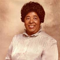 Mrs. Ophelia Williams