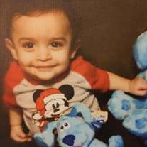 Baby Boy Julius Sebastian Flores