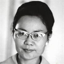 JOSEPHINE S. WANG