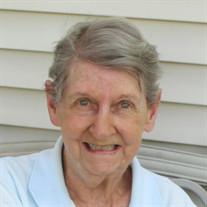 """Justine """"Judy"""" E. Barwick"""
