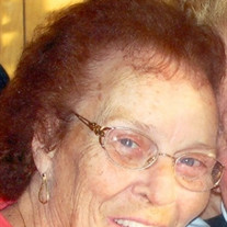 Nellie Mae Haufle