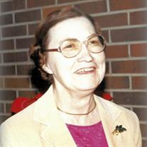 Elizabeth Shelton of Selmer, TN