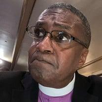 Bishop Jerome Timothy Edgerton Sr.