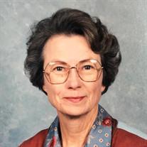 Joanna Ruth Sullivant