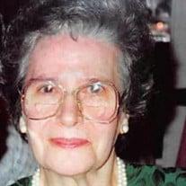 Josephine M. Rovello