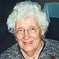 Audrey Elayne Nordenstrom