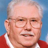 """Mr. Durward """"Bud"""" Fulton Taylor"""