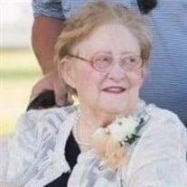 Peggy Vickery Odom