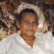 Rosa Elisa Martinez Gonzalez