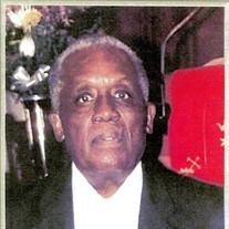 Mr. Garland T Davis Sr.