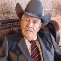 """Enrique """"El Lobo"""" Urias Caballero Jr."""