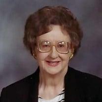 Mrs. Louise Lorraine Budnick (Karston)