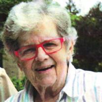 "Sister Kathleen ""Kitty"" Malstrom SSND"