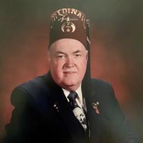 Claude Vernon Vaughn