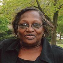 Ms. Willie Bell (Washington) Mitchell