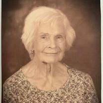 Marilyn Grace Jamison Thomas