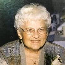 "Elizabeth ""Betty"" Ann Stocz"