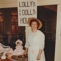 "Mrs. Luella ""Lolly"" Oaksford-Morley"
