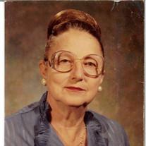 Mrs Etta Catherine Wills