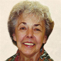 "Mrs. Elda Ann ""George"" Dillonaire  (nee: Christofferson)"