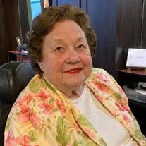 Mrs. Mary Jane Kinney Hay