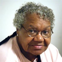Bertha Louise Evans