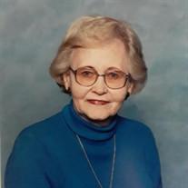 Catherine Theresa Healy Vanderhoof