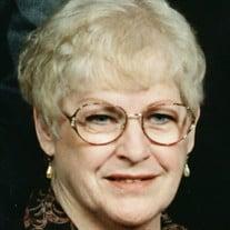 Nancy Irene Winters