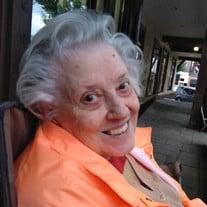 Dorothy Jean Egler