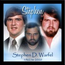 Stephen D. Warfel