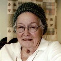Alice Catherine Hamilton