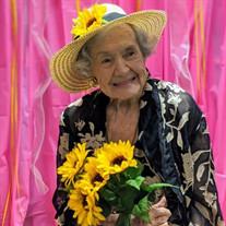 Mrs. Jayne Barton Platt