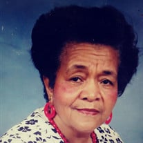 Mrs. Minnie Mae Mason