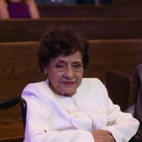 Mrs. Esther Pena-Bocanegra