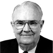 Rev. Donald B. McCullough Jr.