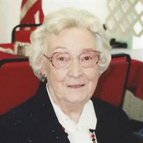 Venita Faye Claxton (Hartville)