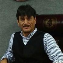 Pastor Mario Alejandro Granados