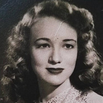 Doris Ellen Smith