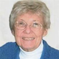 Mrs. Lois Ann Newland McGathey
