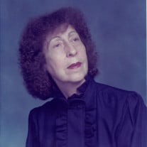 Mrs. Louise Crumley Seymour
