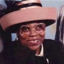 Mrs. Alice Wright McNeil