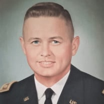 Lieutenant Colonel Edward Eugene Harris, US Army (Ret.)