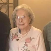 Mrs. Jane Fitzgerald Mullally