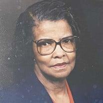 Mrs. Ruthie Mae Clemons