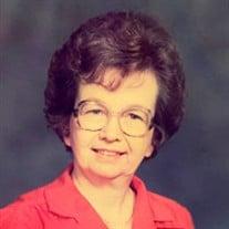 Donna Mae Lilian Hellier