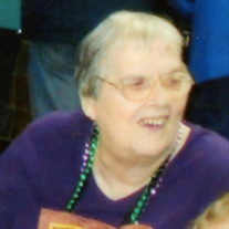Mrs Janet Anderson Owens
