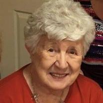 Mrs. Tennie Opal B. Dunn