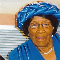 Mrs. Pearlie Mae Eldgen