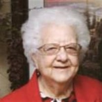 Mrs. Ruth Elaine (Griffitts) Bone